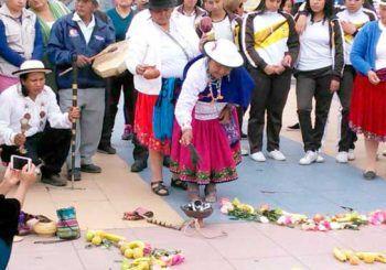 Se realizó feria provincial de la salud con enfoque intercultural