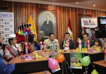 Alcalde de Azogues destinado padrino de carnaval