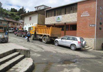 Vías centricas de la parroquia Rivera serán pavimentadas