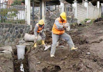 EMAPAL ejecuta mejoramiento de sistemas de agua