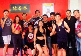 Gran participación de artistas marciales