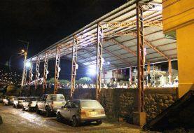 Gobierno local entregó obras a barrio