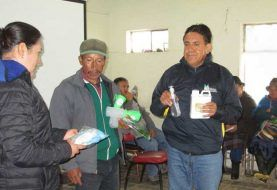 Entregan kits a ganaderos para fomentar buenas prácticas de ordeño