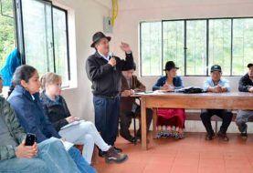 Comunidad de Suscal tendrá agua potable de calidad