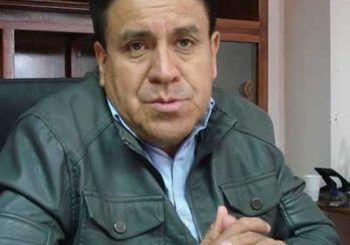 Guillermo Espinoza va para reelección