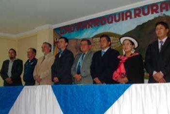 Turupamba, 73 años de parroquialización